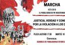 [Concepción] Convocan a marcha el Día Internacional de los DD.HH.