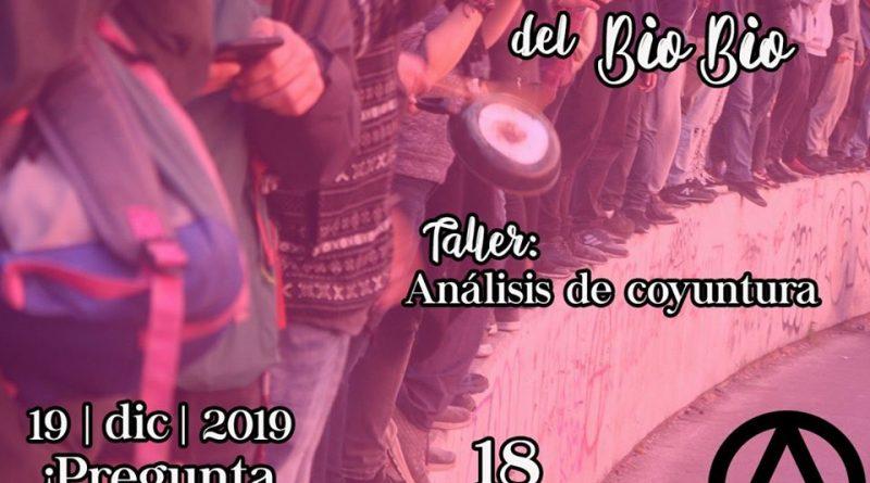 [Concepción] Convocan a Asamblea Anarquista del Bío-Bío