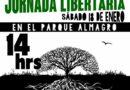 [Santiago] Realizarán Jornada Libertaria en el Parque Almagro