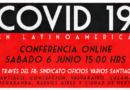 Conferencia Online: Covid-19 en Latinoamérica