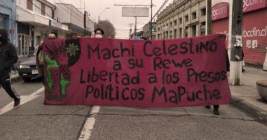 Machi Celestino Córdova