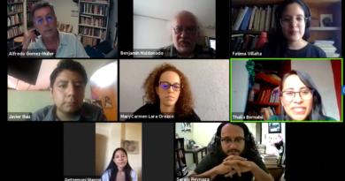 Presentan libro «Repensar el anarquismo en América Latina»