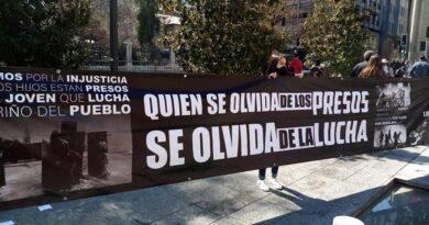 Agrupaciones en apoyo a los presos políticos inician ayunos para exigir su libertad.