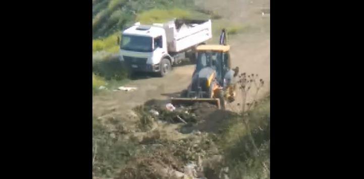 [Concepción] Denuncian basurero ilegal en Cerro Chepe