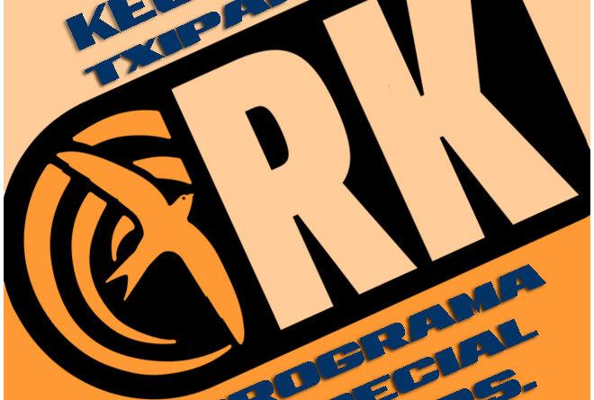 [Escucha y Descarga] Programa Especial Cinco Años Radio Kvrruf – 12 de Noviembre