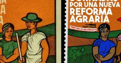 Este lunes 1 de marzo comienzan las Jornadas por una Nueva Reforma Agraria