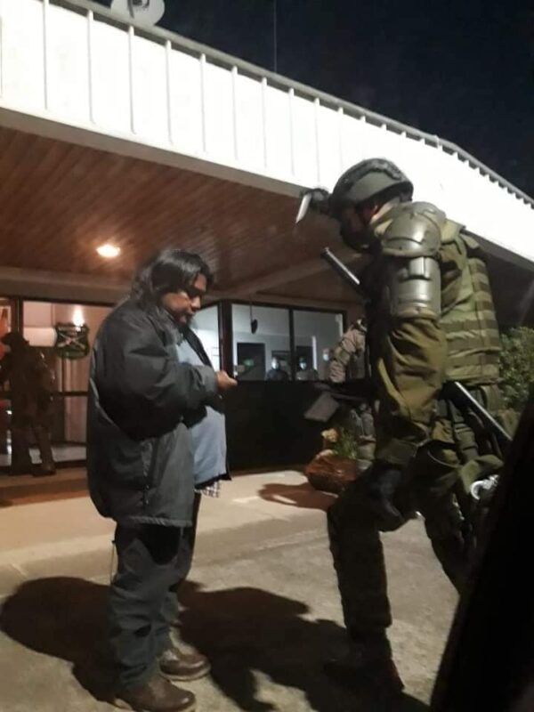 Recuperaremos nuestro territorio, a pesar de la represión: pueblo mapuche en Chile