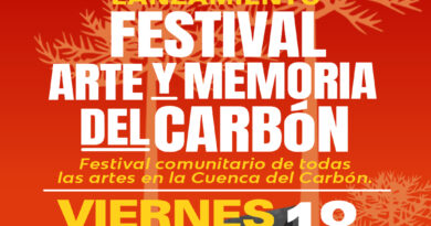 FAMCA: El festival comunitario de todas las artes que abre sus puertas al público este 2022 en Curanilahue