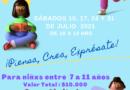 Invitan a Taller de Periodismo Infantil este mes de julio