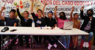 Oaxaca: Cadenazo Radiofónico por la libertad de los presos políticos de Eloxochitlan y el plantón de mujeres Mazatecas