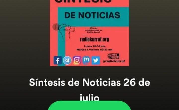 Síntesis de Noticias ahora disponible en Spotify