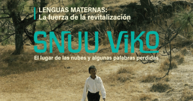 """Ficwallmapu presenta: """"Snuu viko"""" película mixteca, seguido del nütramkan Lenguas maternas: La fuerza de la revitalización»"""