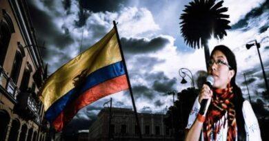 Inician campaña de recolección de firmas en apoyo y justicia para Carmen Tiupul, mujer indígena perseguida y criminalizada por el Estado ecuatoriano