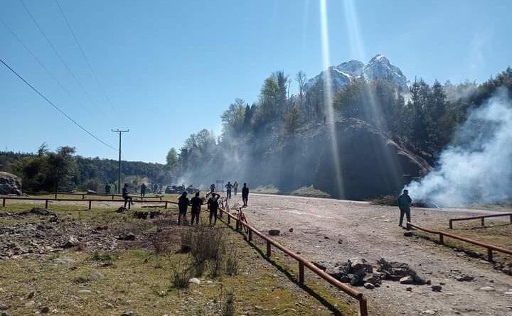 Alto Biobío: Comunidad Rañilwenü continua resistiendo desalojo policial