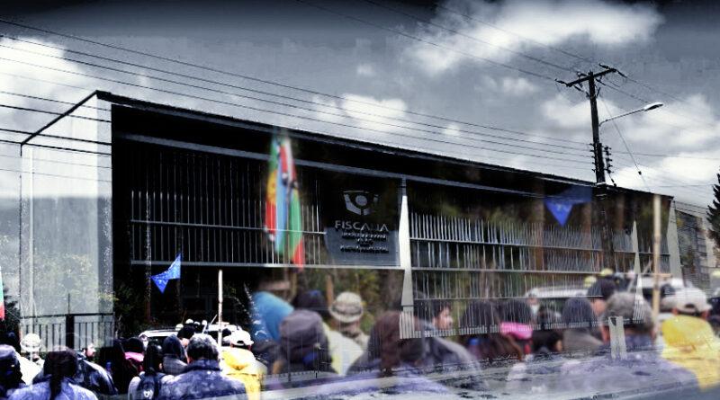 Comunidades Wenteche y familia de José Acuña Quinchaleo exige justicia tras desaparición
