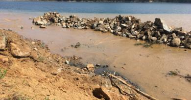 Humedal y estero Coliumo amenazado por nuevo proyecto de espacio público en Dichato