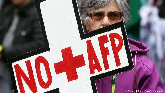 AFP: El latifundio del presente