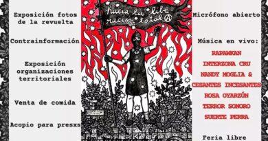 [Concepción] Realizarán actividad contracultural por los 2 años de la revuelta
