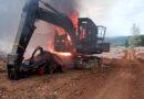Órgano de Resistencia Territorial Pelontraru sabotea 10 máquinas forestales en respuesta al estado de emergencia
