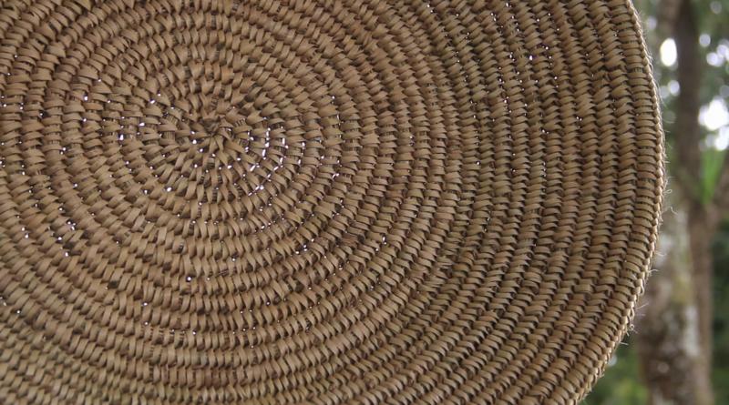 Llepv tradicional tejido con Kila
